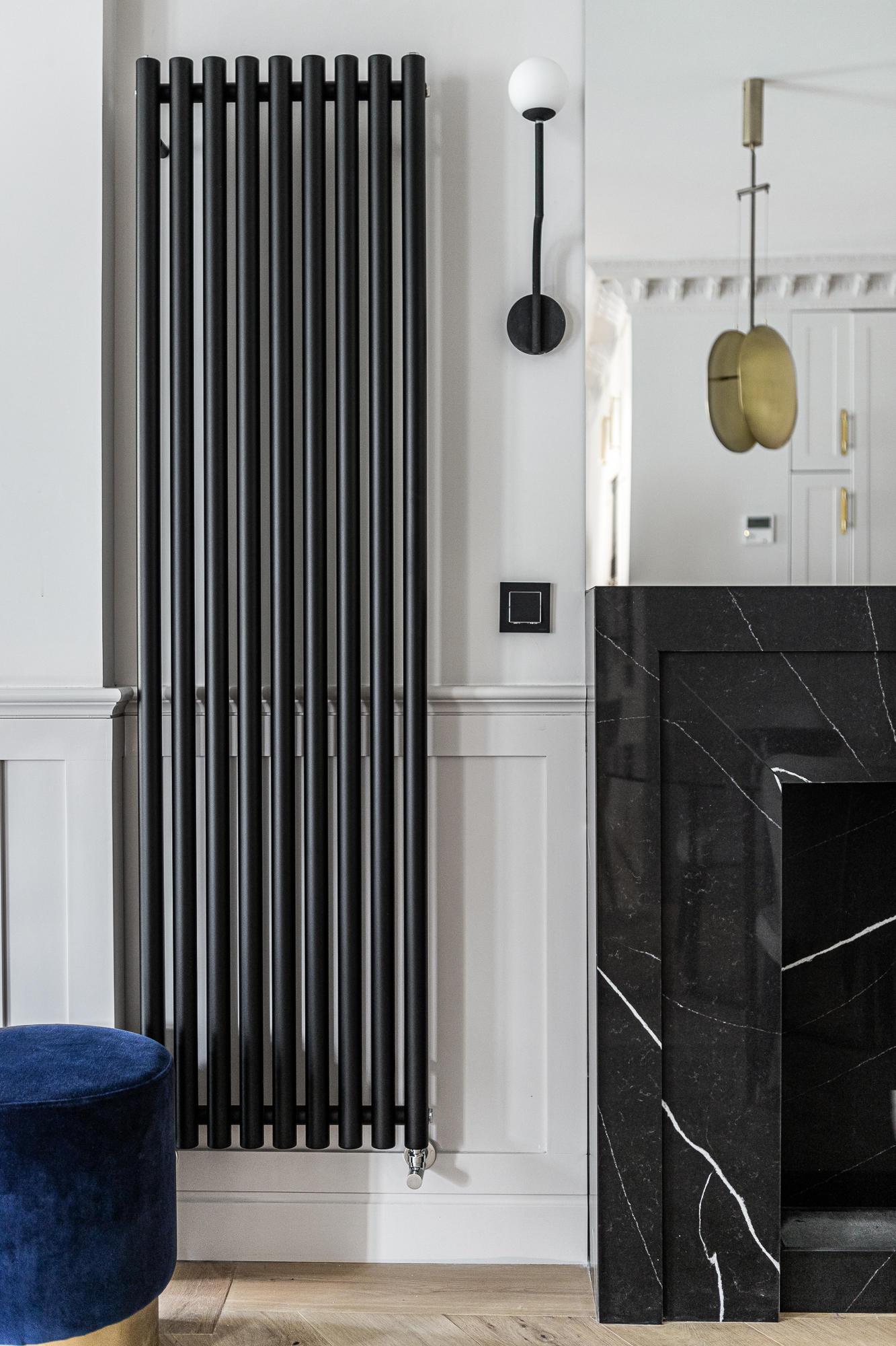 Nordic Standard interior design radiators