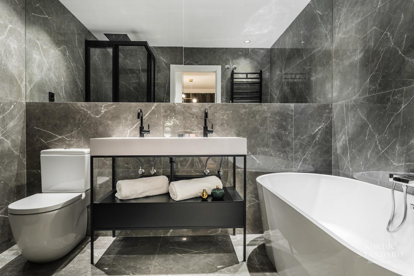 Nordic standard apartamentos de lujo pisos de lujo for Cocinas de lujo madrid